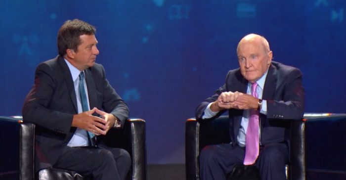 Jack Welch Interview