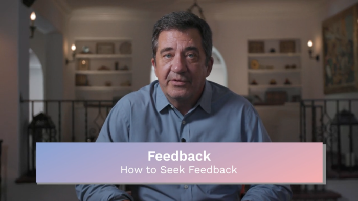 Feedback: How to Seek Feedback