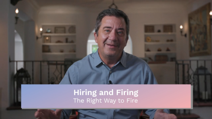 Hiring: The Right Way to Fire