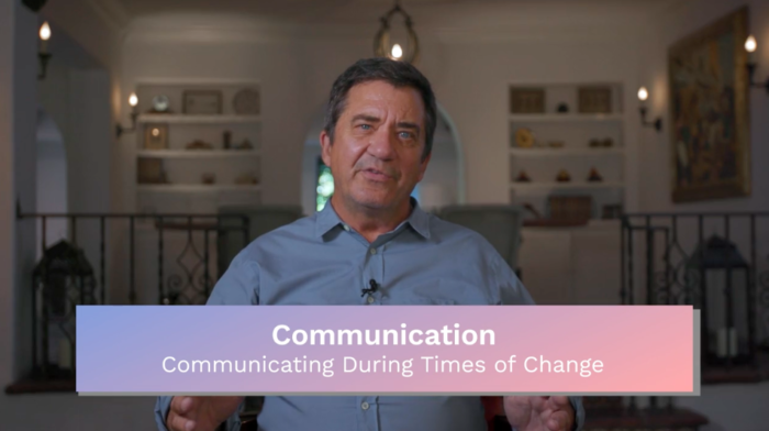 Communication: Communicating During Times of Change