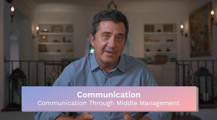 Communication: Communication Through Middle Management