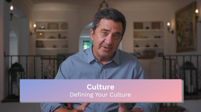 Culture: Defining Your Culture