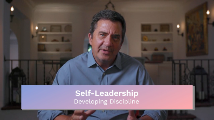 Self-Leadership: Developing Discipline