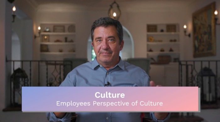 Culture: Employees Perspective of Culture