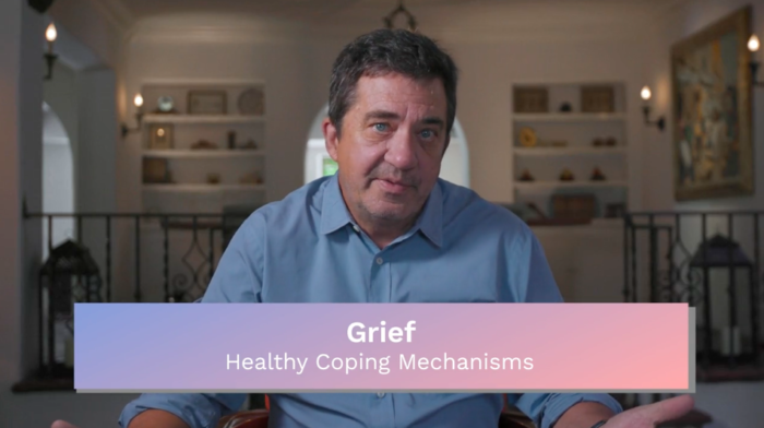 Grief: Healthy Coping Mechanisms