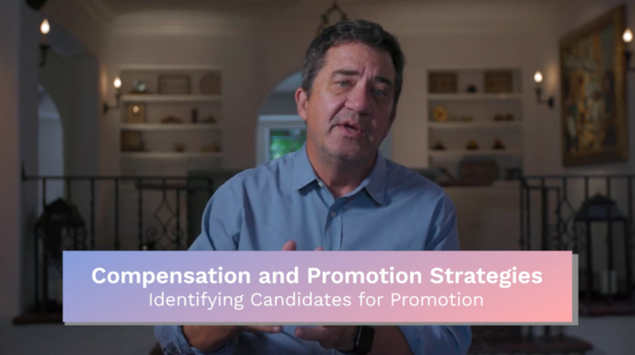 Compensation & Promotion: Identifying Candidates for Promotion