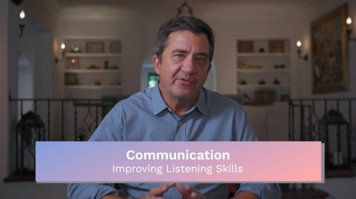 Communication: Improving Listening Skills