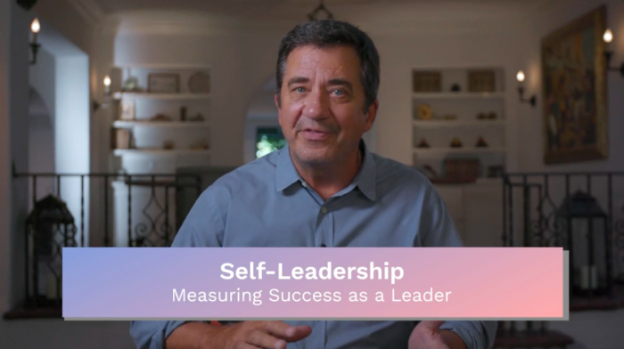 Self-Leadership: Measuring Success as a Leader