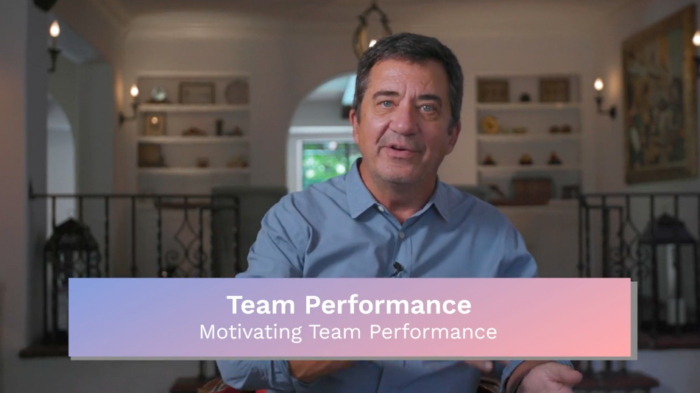 Team Performance: Motivating Team Performance