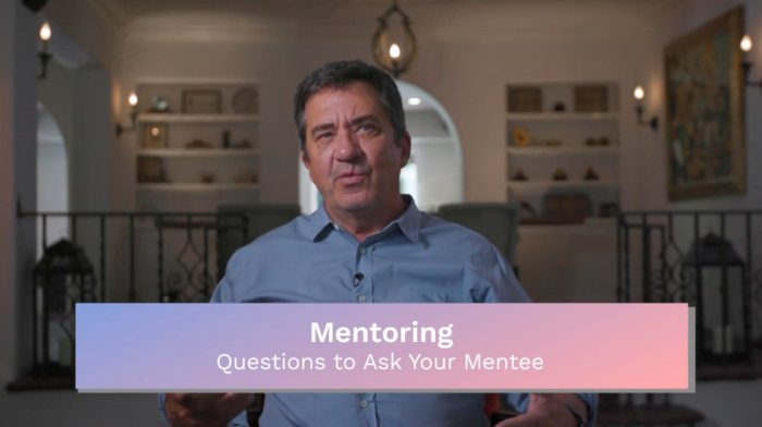 Mentoring: Questions to Ask Your Mentee