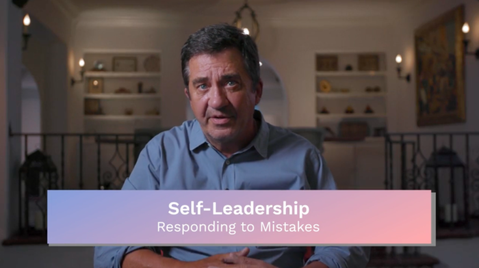 Self-Leadership: Responding to Mistakes