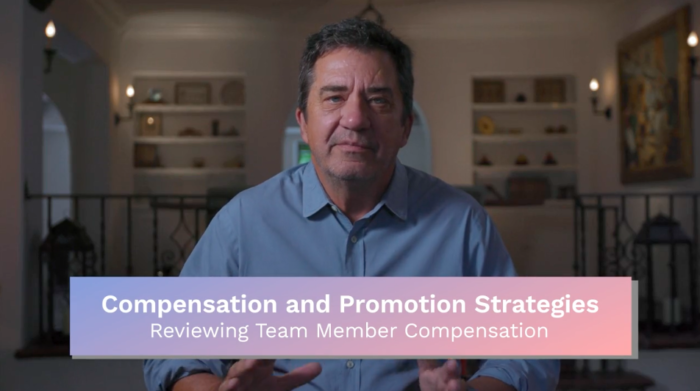 Compensation & Promotion: Reviewing Team Member Compensation