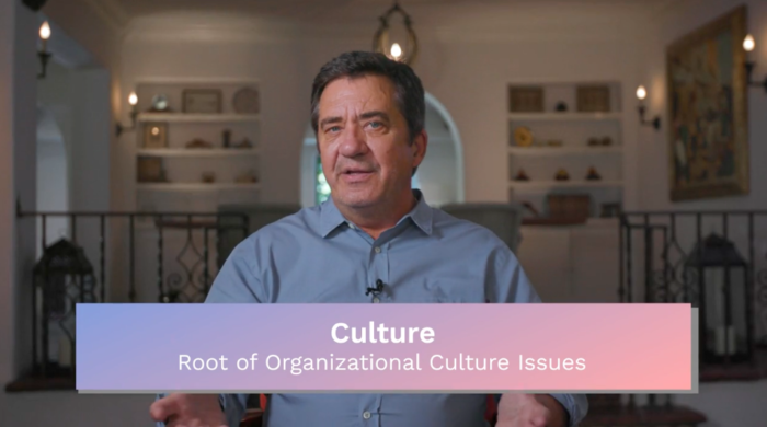 Culture: Root of Organizational Culture Issues