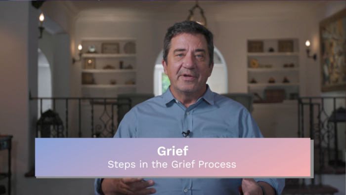 Grief: Steps in the Grief Process
