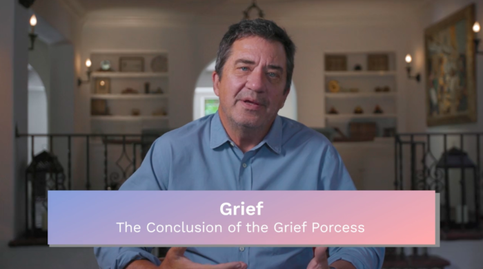 Grief: The Conclusion of the Grief Process