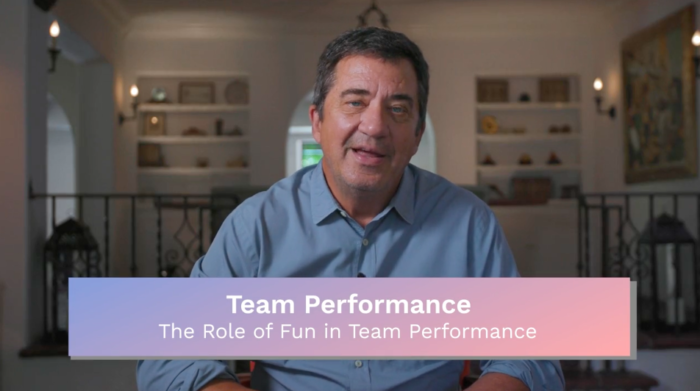Team Performance: The Role of Fun in Team Performance