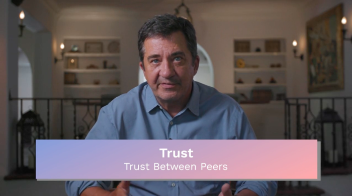Trust: Trust Between Peers