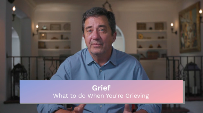 Grief: What to Do When You're Grieving